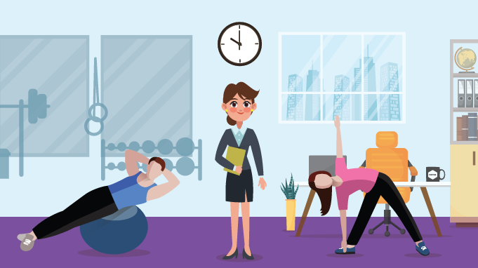 21 Cost-Effective Wellness At Workplace Ideas For 2021