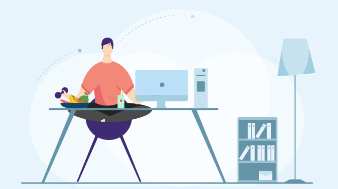 How to Encourage Employee Wellness while Working From Home