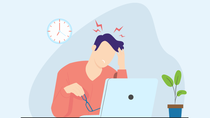 Headaches At Work: 9 Common Causes And Their Solutions