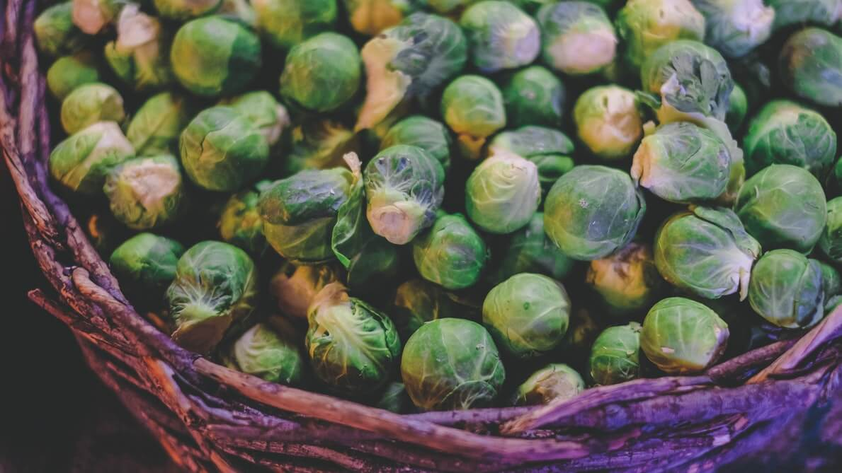 High-Fiber-Foods-Brussels-Sprouts