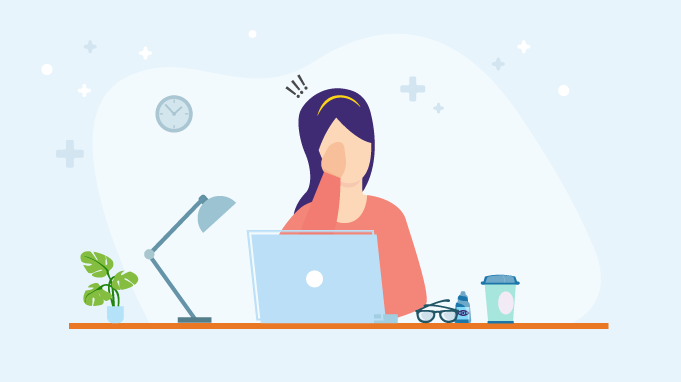 Learn How To Reduce Eye Strain At Work With These 7 Effective Ways