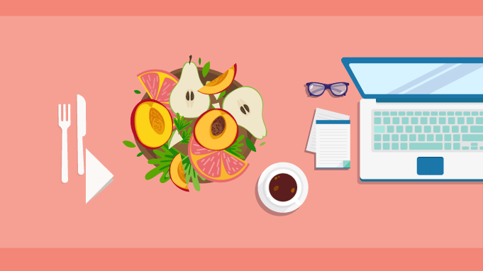 Practicing Mindful Eating at the Workplace