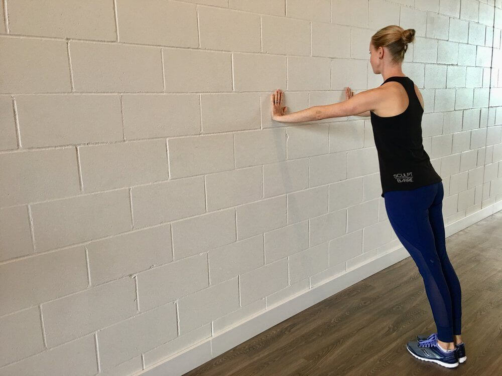 wall-pushup