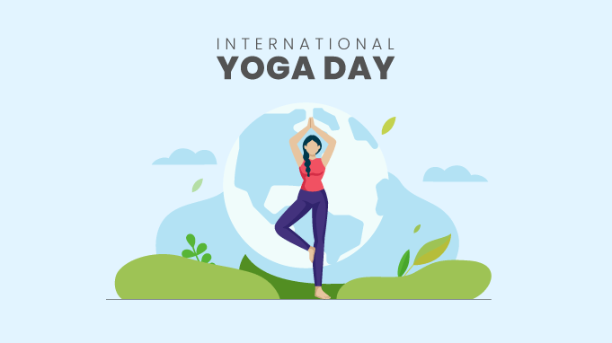 Celebrate International Yoga Day at Work with this Easy Yoga Routine