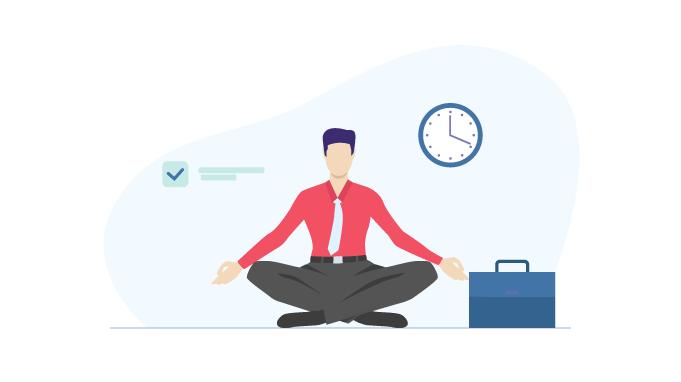 Workplace.-Yoga