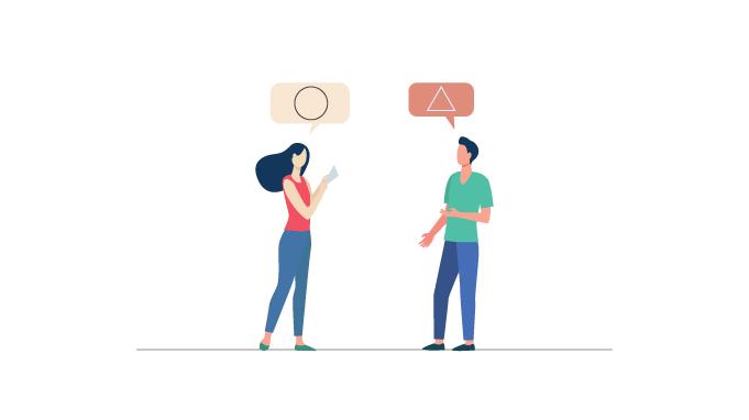 communication.-gap