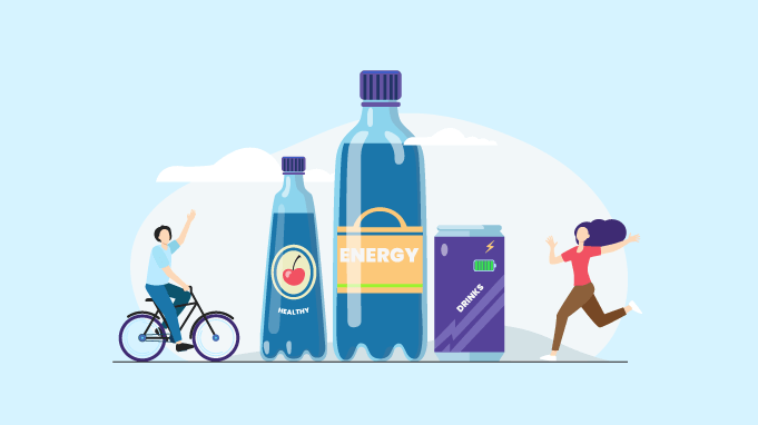 11 Refreshing and Healthy Energy Drinks to Recharge You at Work