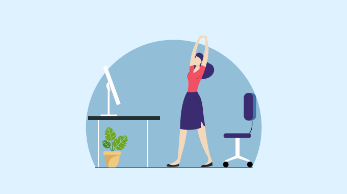 20 Desk Exercises That Help To Boost Employee Health