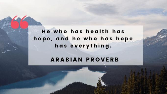 Arabian-Proverb