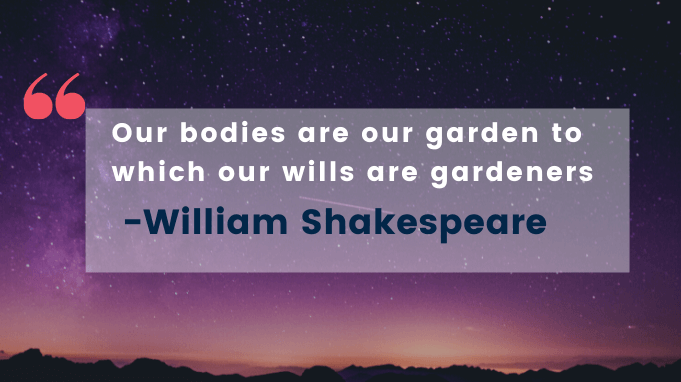 Shakespear-Quote
