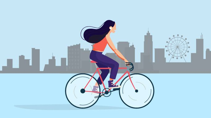 Work Commute Post-Pandemic - An Upside to Health and Wellness